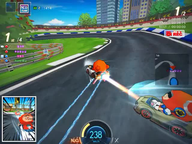 Watch and share Crazyracing Kartrider 2019.03.23 - 23.30.02.03.DVR.mp4 20190323 233245 GIFs on Gfycat