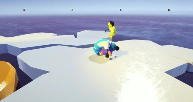 Watch Gang Beasts (no commentary) GIF by @chrisbaker1337 on Gfycat. Discover more related GIFs on Gfycat