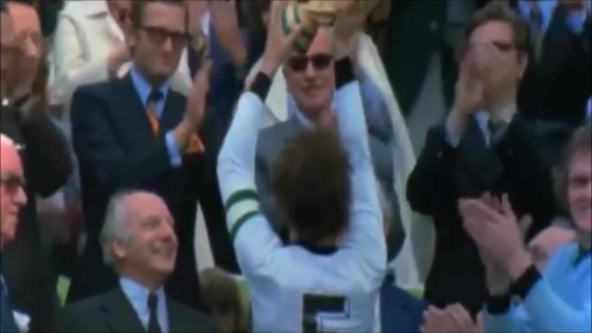 1974 FIFA World Cup (Football World Cup), Barbosa Fútbol Videos, Berti Vogts (Football Player), Franz Beckenbauer (Football Player), Gerd Müller (Football Player), Germany National Football Team (Football Team), Paul Breitner (Football Player), Sepp Maier (Football Player), Sports, West Germany (Country), Deutschland 1974 GIFs