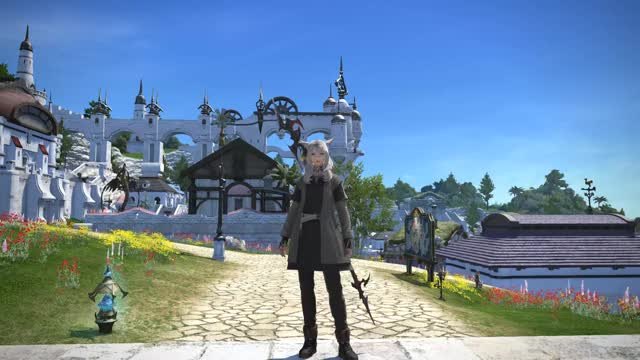 Watch and share Ffxiv GIFs and Blm GIFs on Gfycat