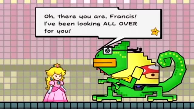 Watch Super Paper Mario - Episode 20 (Part 1) GIF by @competitively on Gfycat. Discover more Bowser, Bros, Let's, Mario, Mario Bros, Paper, Peach, Play, Super, Super Paper Mario (Video Game) GIFs on Gfycat