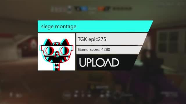 Watch ela GIF by Xbox DVR (@xboxdvr) on Gfycat. Discover more TGK epic275, TomClancysRainbowSixSiege, xbox, xbox dvr, xbox one GIFs on Gfycat