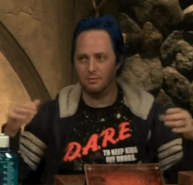 Watch and share Taliesin Jaffe GIFs and Critical Role GIFs by thehermitriley on Gfycat