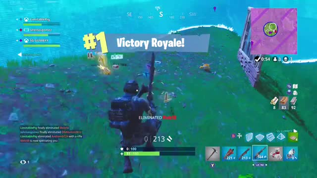 Watch OmegaLUL GIF by Xbox DVR (@xboxdvr) on Gfycat. Discover more FortniteBattleRoyale, LimitablePig, xbox, xbox dvr, xbox one GIFs on Gfycat