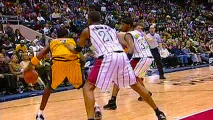 Watch Jermaine O'Neal, Indiana Pacers GIF by Off-Hand (@off-hand) on Gfycat. Discover more 010502 GIFs on Gfycat