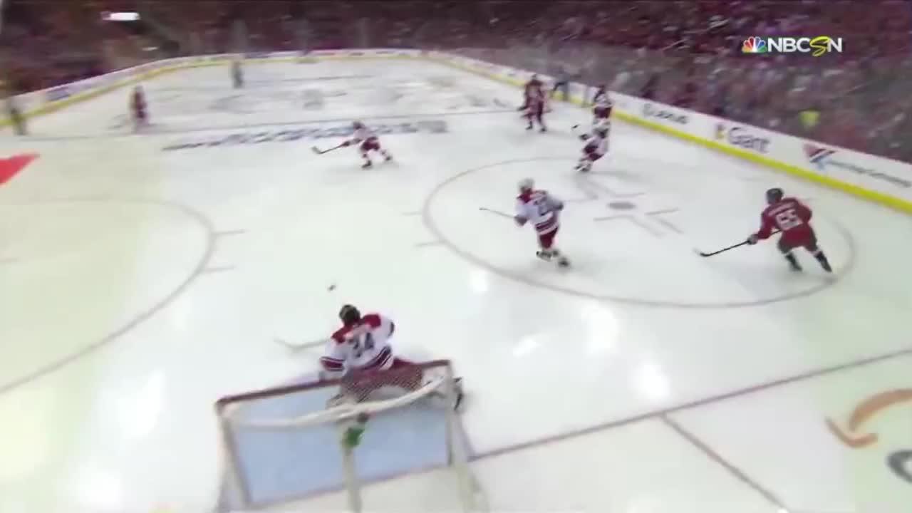 Andre Burakovsky playoff goal GIFs