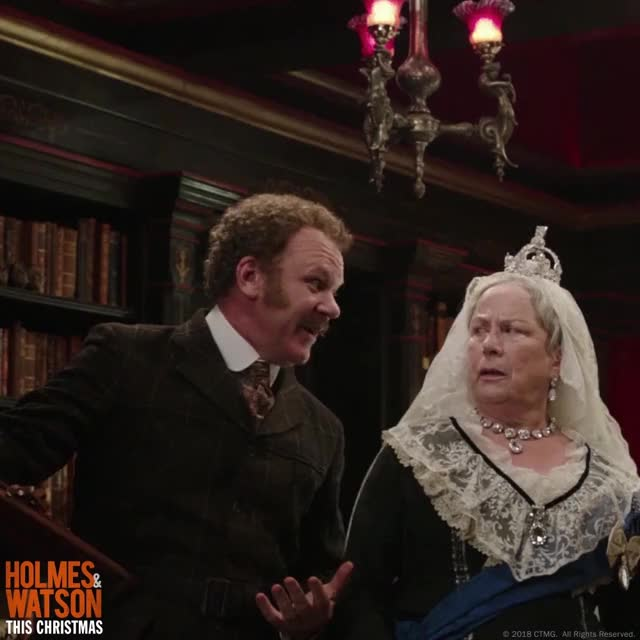 Watch and share Holmes And Watson GIFs and Holmes & Watson GIFs by Holmes & Watson on Gfycat