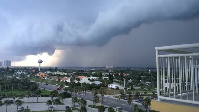 Watch Thunderstorm Daytona Beach, FL GIF on Gfycat. Discover more WeatherGifs, weathergifs GIFs on Gfycat