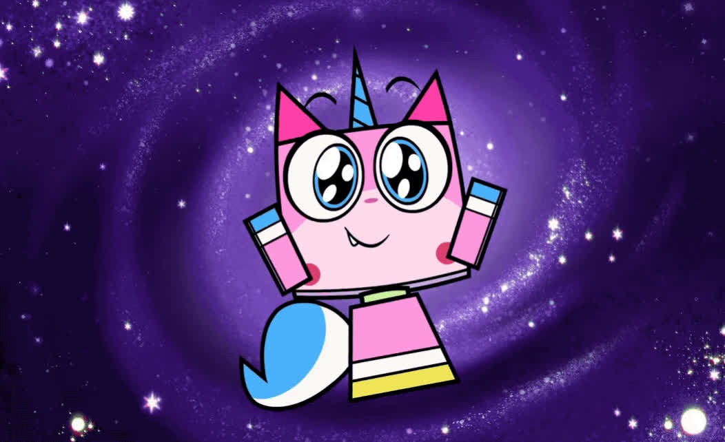 amazing, around, awesome, cartoon, cute, epic, excited, exciting, god, happy, my, network, oh, omg, round, science, scientist, turn, unikitty, universe, Cute unikitty GIFs