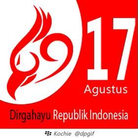 Watch and share Kumpulan Gambar GIF Dan DP BBM HUT Kemerdekaan Indonesia KE-72 GIFs on Gfycat