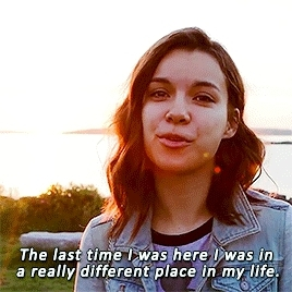 *, 1k, 2k, gif, ingrid, ingrid nilsen, missglamorazzi, quotes, this video is the prettiest, Portland, Maine  GIFs