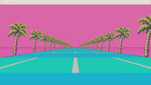 Watch and share 8 Bit Road GIFs by Nero Constantine Smith on Gfycat