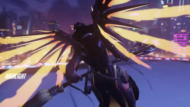 Watch mercy 18-12-05 18-54-20 GIF by @whisper112 on Gfycat. Discover more ana, highlight, overwatch GIFs on Gfycat