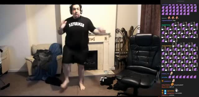 Real Smooth Cha Cha by Greekgodx