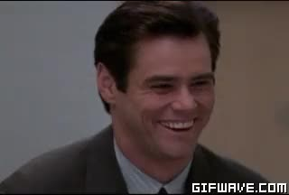 Watch and share Laughing Shocked Jim Carrey Amazed GIFs on Gfycat