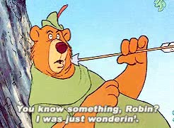 Watch and share The Ultimate Disney's Robin Hood Gif Collection. GIFs on Gfycat