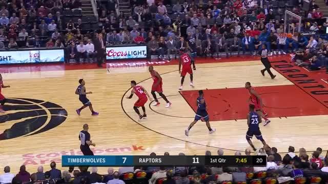 Watch and share Toronto Raptors GIFs and Basketball GIFs by louiszatzman on Gfycat