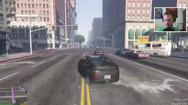Sips Plays GTA V Live! (Story Mode - PC - 15/05/2015) - Part 23