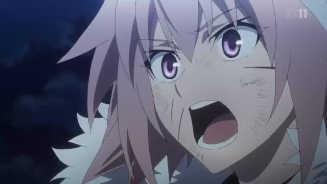 Watch Fate Apocrypha 13 2 GIF by @yumiko on Gfycat. Discover more FateApocrypha, anime GIFs on Gfycat