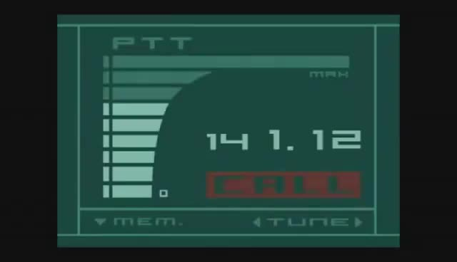 Watch and share Video Ring Tone Metal Gear Solid Codec GIFs on Gfycat