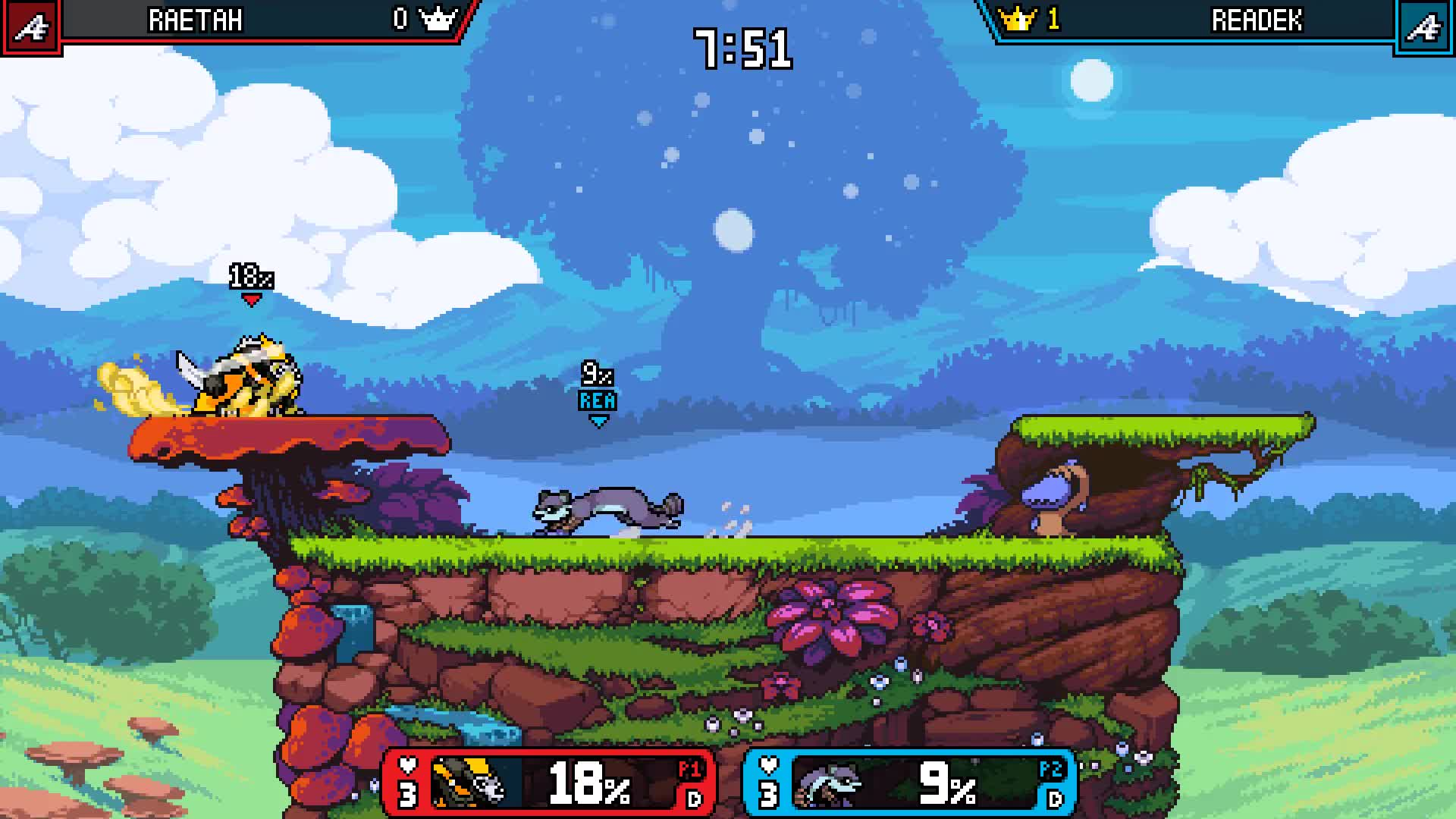 rivalsofaether, the classics GIFs