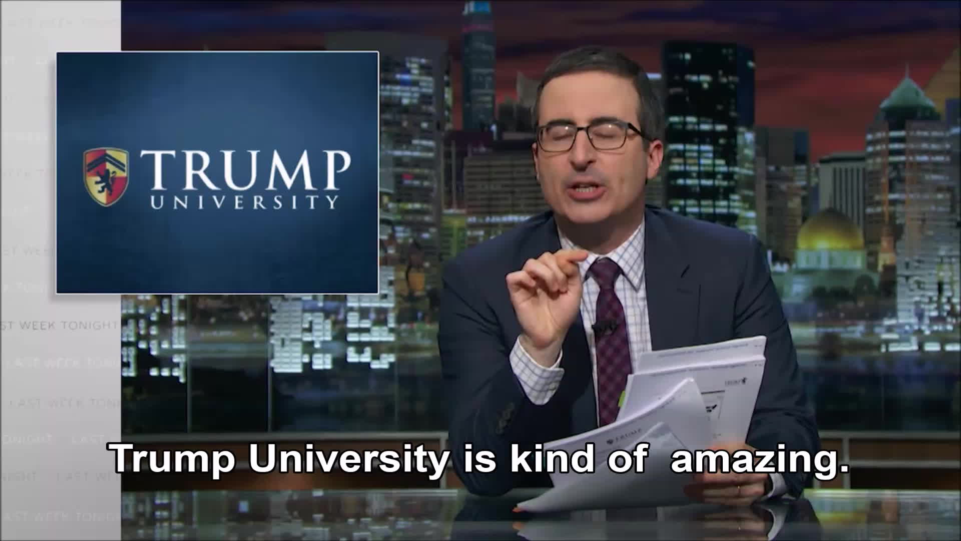 Last week Tonight with John Oliver GIFs