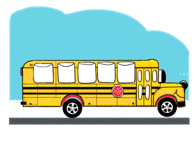 Watch schoolbus GIF on Gfycat. Discover more related GIFs on Gfycat