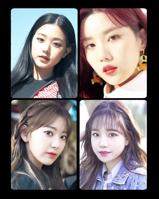 Watch and share Chaeyeon GIFs and Wonyoung GIFs by Atlas of Stars on Gfycat