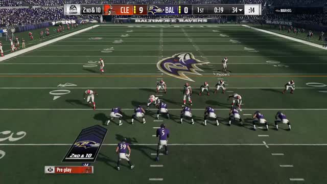Watch and share Maddennfl18 GIFs and Xbox Dvr GIFs by Gamer DVR on Gfycat