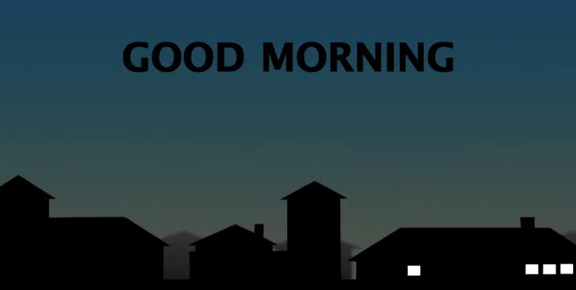 2d-animation---good-morning, Animation, DAY, GIF Brewery, GOOD, MORNING, GOOD MORNING GIFs