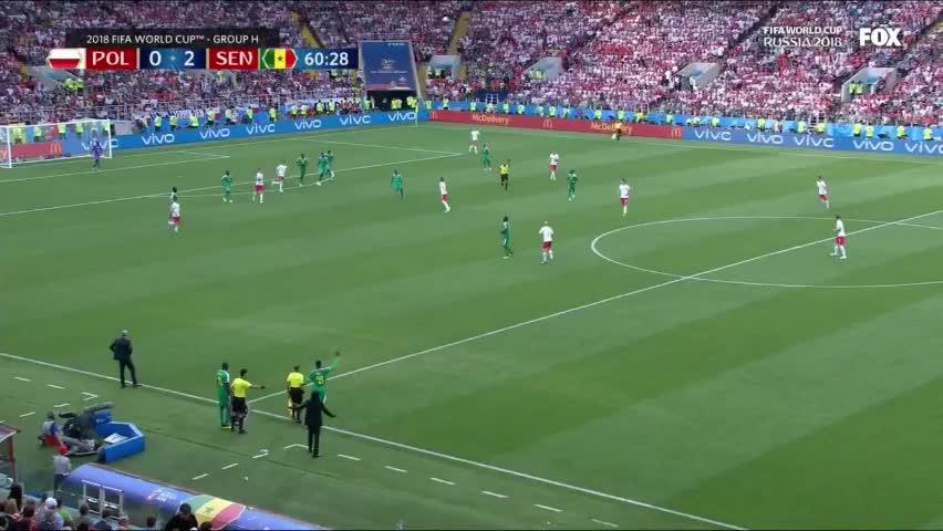 Poland, soccer, polska senegal (1) GIFs