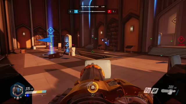 Watch this GIF by Xbox DVR (@xboxdvr) on Gfycat. Discover more GodziIIa Jesus, OverwatchOriginsEdition, xbox, xbox dvr, xbox one GIFs on Gfycat