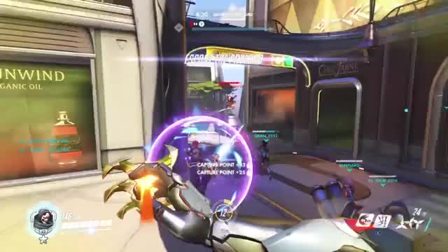 Watch RIP Genji GIF on Gfycat. Discover more Overwatch, ps4share, sony interactive entertainment GIFs on Gfycat