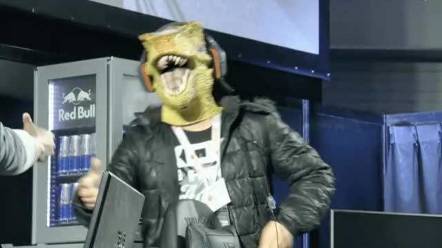 Watch this dinosaur GIF on Gfycat. Discover more dinosaur, hugs GIFs on Gfycat
