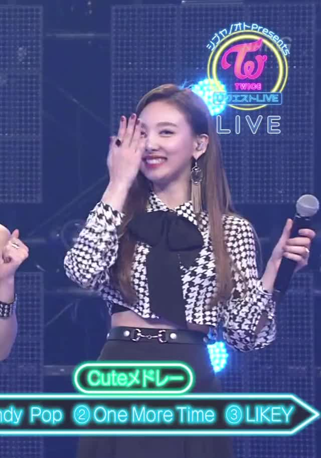 Watch and share Cutie Nayeon GIFs by Ahrigato on Gfycat