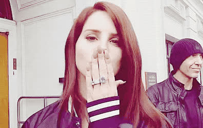 bye, cu, cute, del, goodbye, kiss, kisses, lana, ray, see, soon, sweet, you, Bye bye Lana GIFs