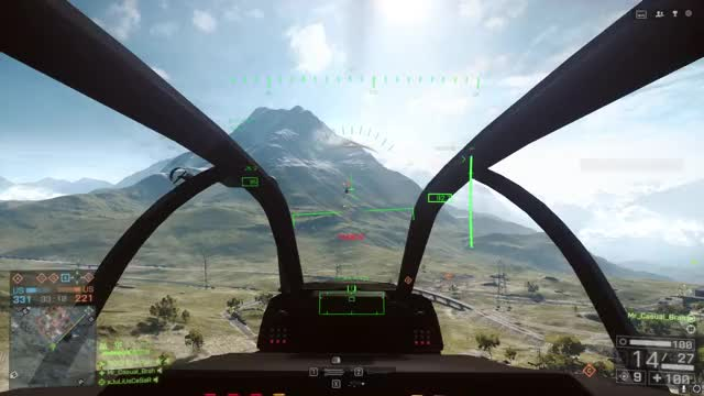 Watch and share Attack Chopper GIFs and Battlefield 4 GIFs by Mr Casual on Gfycat