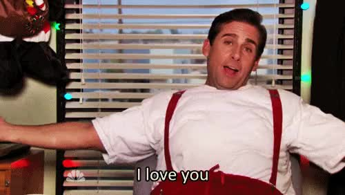 Watch this i love you GIF on Gfycat. Discover more I love you, Steve Carell, i love you GIFs on Gfycat