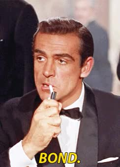 Watch james bond giffy GIF on Gfycat. Discover more related GIFs on Gfycat