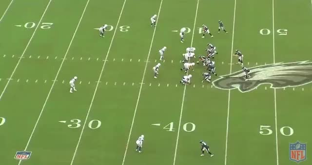 Watch and share Smallwood 34 Yards Colts GIFs on Gfycat
