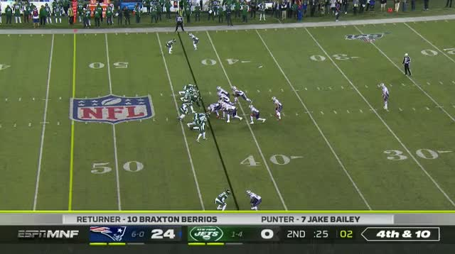 Watch and share Slater Forces Berrios Out GIFs on Gfycat