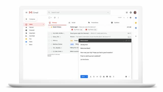 Watch and share Schedule-send-desktop GIFs on Gfycat
