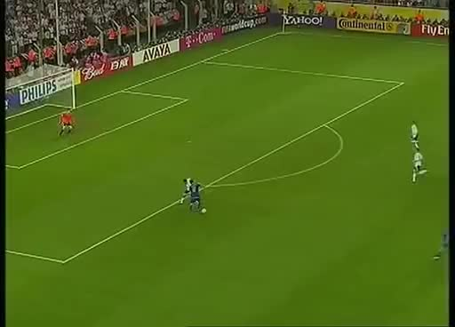 Watch Del piero gol - Germania-Italia 2006 - commento Fabio Caressa GIF on Gfycat. Discover more related GIFs on Gfycat