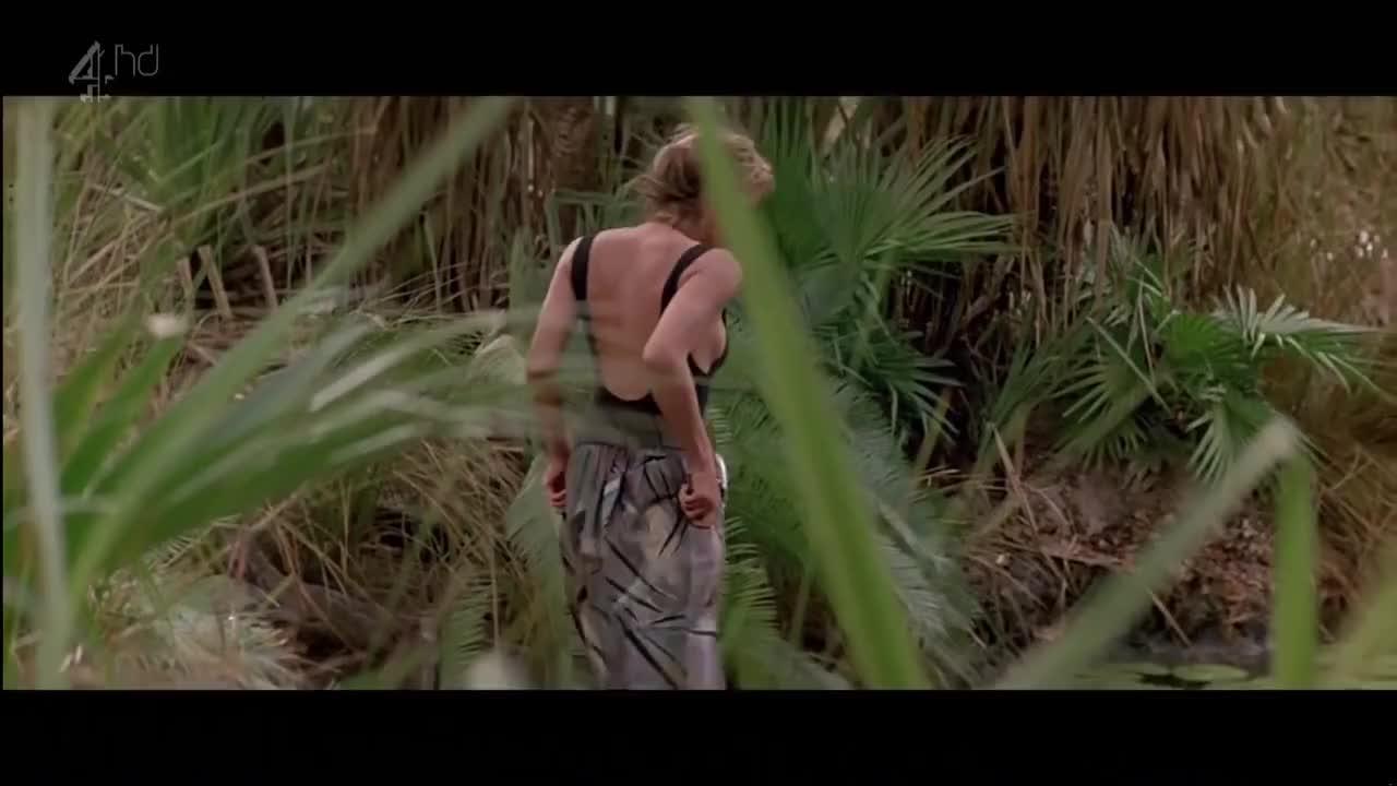 WILDA: Linda kozlowski crocodile