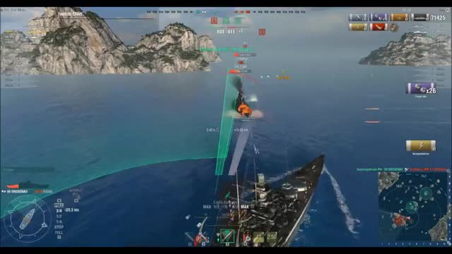 Watch and share World Of Warships GIFs and Wows GIFs by Jason Douglas Hamilton on Gfycat