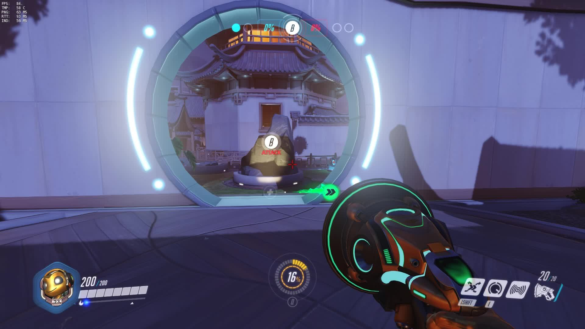OverwatchUniversity, overwatch, overwatchuniversity, Lucio Wallrides and Walljumps you could probably use sometimes! (reddit) GIFs