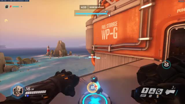 Watch doomfist. GIF on Gfycat. Discover more overwatch GIFs on Gfycat