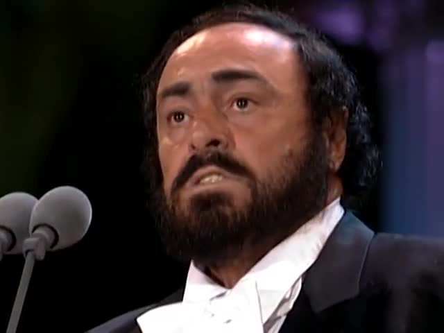 Watch and share Luciano Pavarotti GIFs and Nessun Dorma GIFs on Gfycat