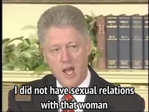 Watch and share Bill Clinton GIFs by MikeyMo on Gfycat