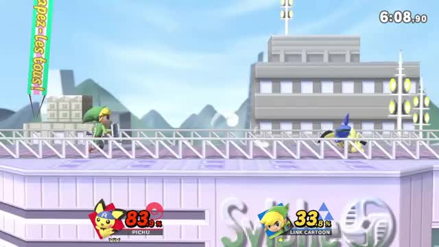 Watch and share Quick Attack GIFs and Pichu GIFs by Sheetah on Gfycat